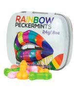Rainbow Peckermints Penispastiller 24g