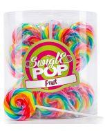 Swigle Pop Fruit klubba 12g x 50st