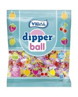 Vidal Dipper Ball 70g (frukt kola)