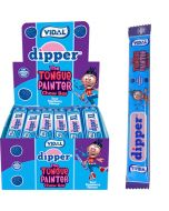 Vidal Dipper XL Tongue Painter Sour Raspberry toffeetanko n. 100kpl